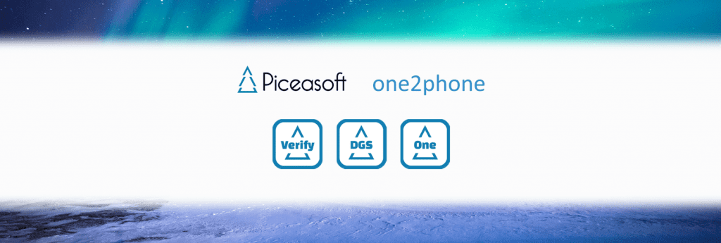 Piceasoft partners with One2phone