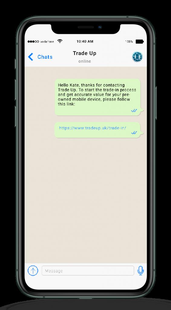 PiceaMobile WhatsApp Promo